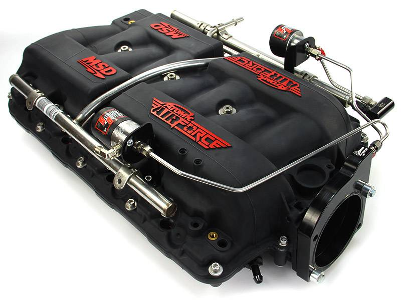 MSD Atomic AirForce LS7 Intake Hard-Lined Plate System