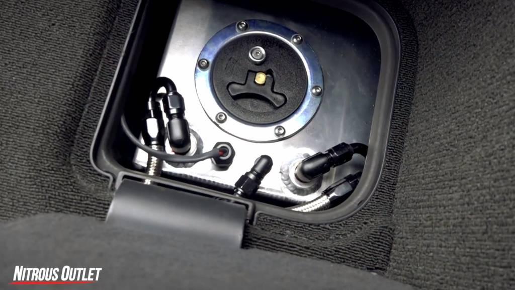 2014+ C7 Corvette Dedicated Fuel System