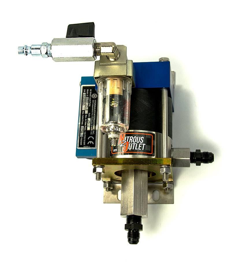 Nitrous Outlet Pump Station & Scale