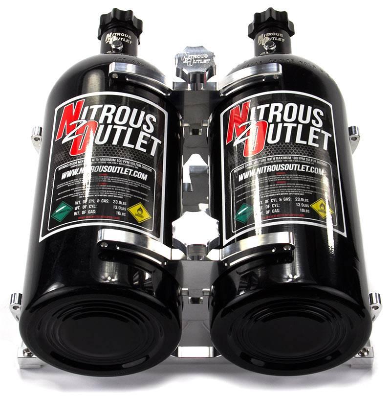 Nitrous Outlet 15lb Nitrous Bottle Blanket