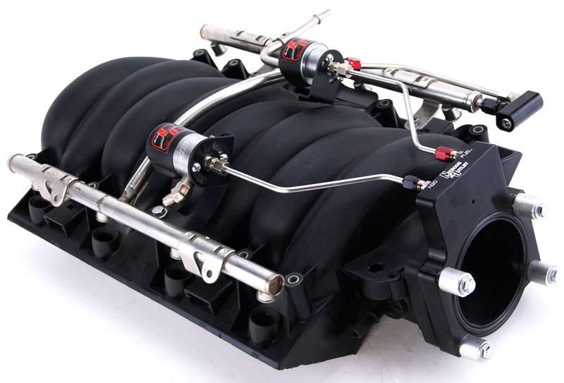 GM 08-13 LS3 C6 Corvette 90mm Plate System