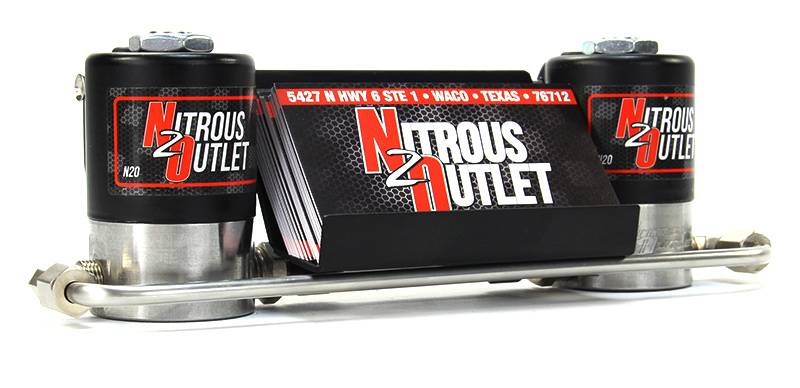 Nitrous Outlet Custom Business Card Holder