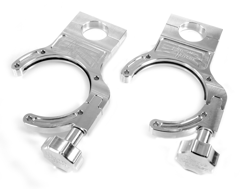 Billet Fire Suppression Canister Bracket
