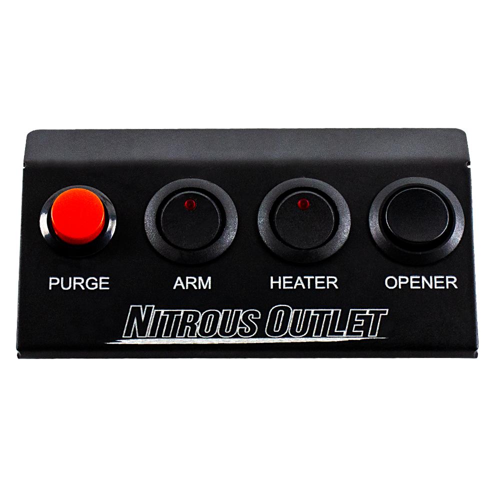 Nitrous Outlet 04-06 GTO HALO Nitrous Spray Bar