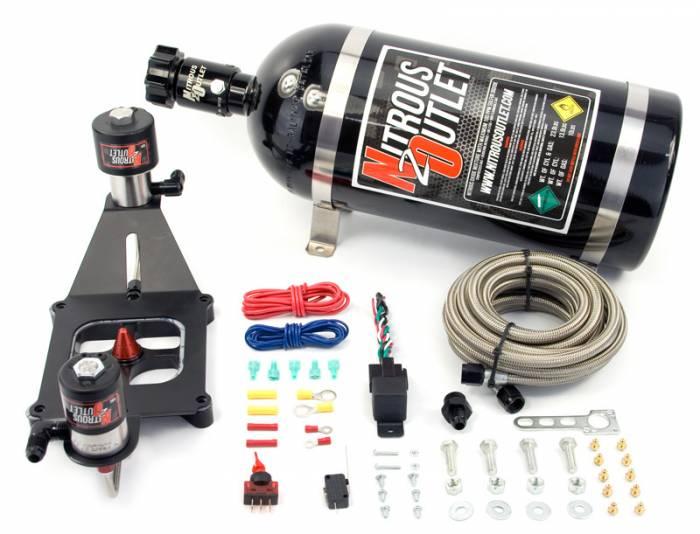 Stinger 2 Race Wet 4150 Deep BreakNitrousPlate System