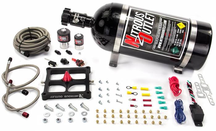 4500 RACE Stinger Plate System(50-600HP)