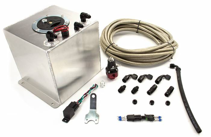 Universal 3 Gallon Dedicated Fuel System