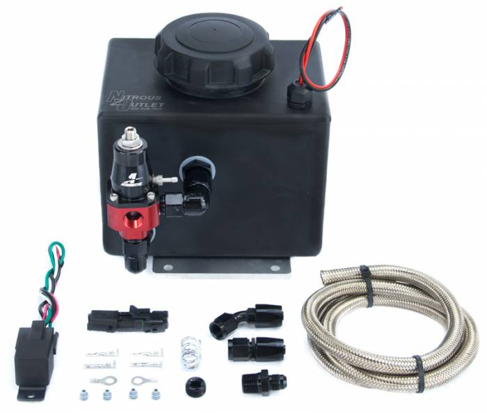 Universal Plastic Battery Tray Dedicated Fuel System