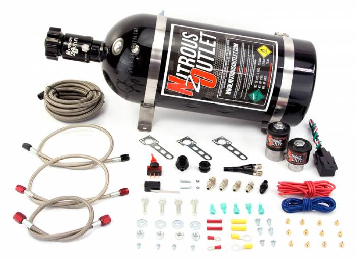 Ford EFI Single Nozzle System