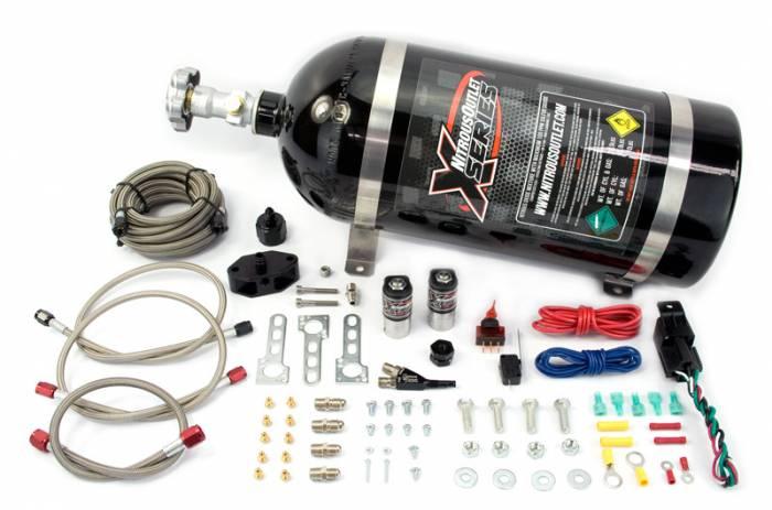 X-Series 99-04 Mustang GT/Cobra/Mach 1 EFI Single Nozzle System