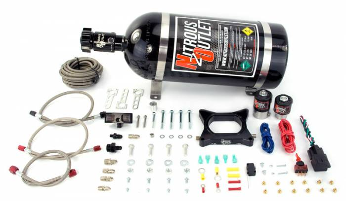 Ford 1996-2004 2V Mustang Plate System