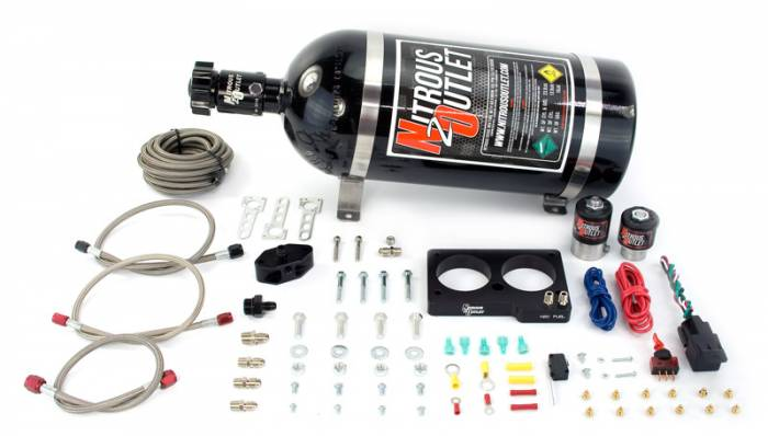 Ford 1999-2001 Cobra/03-04 Mach 1 Mustang 4V Plate System