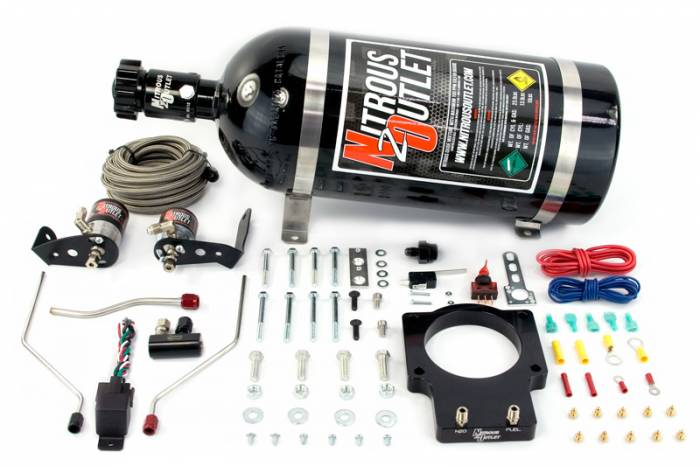 GM 98-02 F-body 90mm FAST Intake Plate System