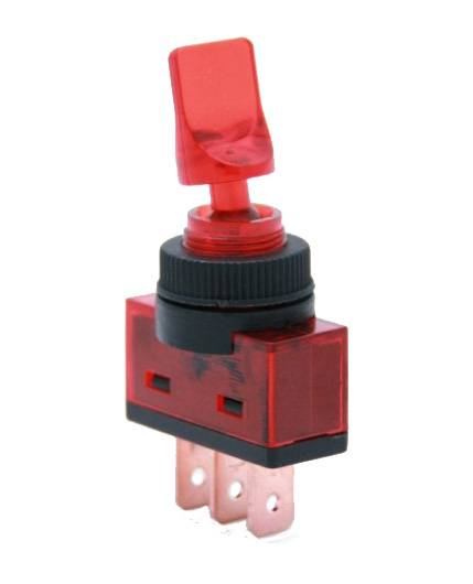 Duckbill Toggle Switch