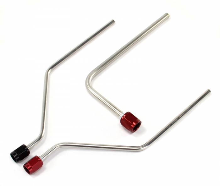 GM LS2 90mm Plate Hard Line Kit