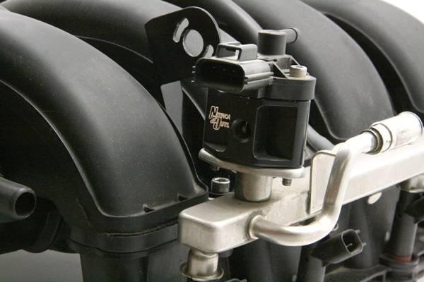 Ford 05-10 4 6/5 4L 3V Billet Fuel Rail Adapter