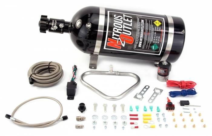 Pontiac 04-06 GTO HALO Dry System