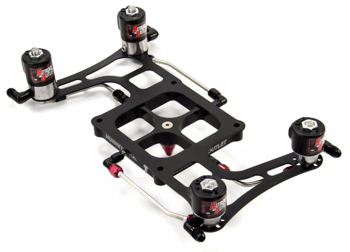 4500 Dual Stage Hornet Plate Conversion With Boomerang 4 Solenoid Bracket (100-700HP)