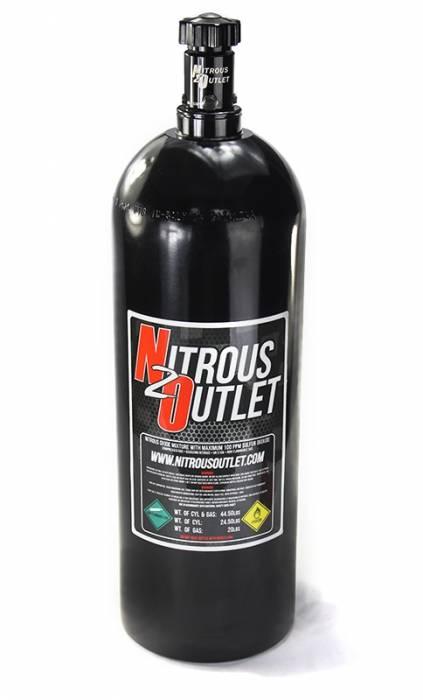 20lb Nitrous Bottle & High Flow Billet Valve