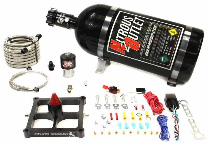 Stinger 3 Race Dry 4500NitrousPlate System