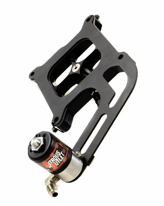 4150 GENIII DRY Stinger Plate System With Offset Solenoid Bracket(50-400HP)