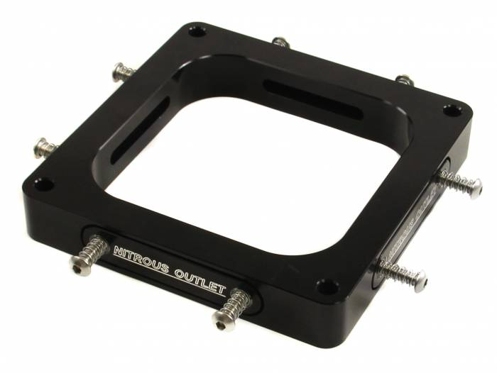 4500 Billet Pressure Relief Spacer Plate