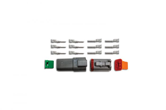 6-Pin Deutsch Connector Kit (14-16ga)
