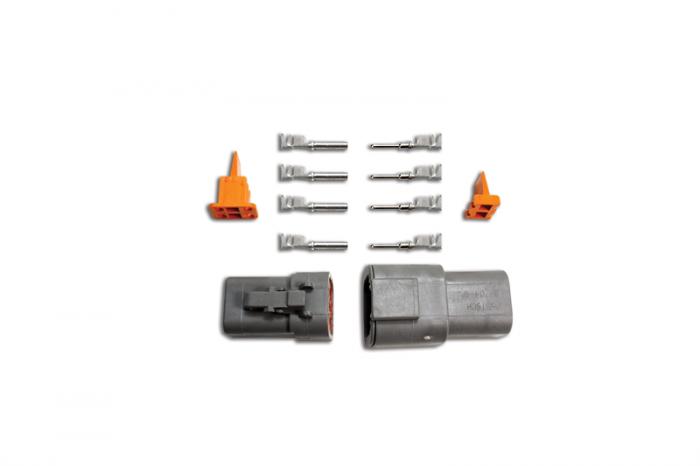 4-Pin Deutsch Connector Kit (10-12ga)