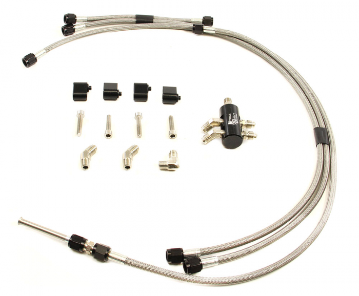 LSX Water Vapor Bleed Crossover Kit For Retro Fit LSA Blower Applications