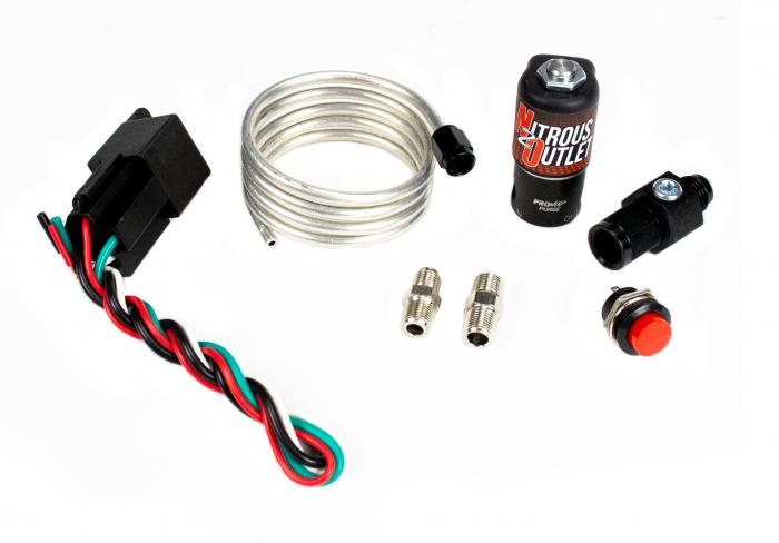 Nitrous Outlet 6AN Purge Kit