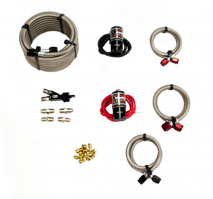 X-Series Core EFI Single Nozzle Wet Nitrous System