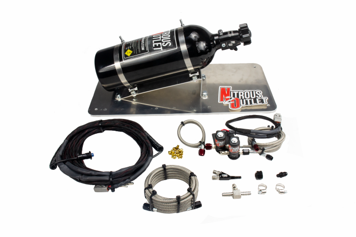 Quick Fix Wet Nitrous System with 5lb Bottle