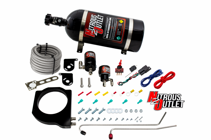 BTR Equalizer 102mm Wet Nitrous Plate System