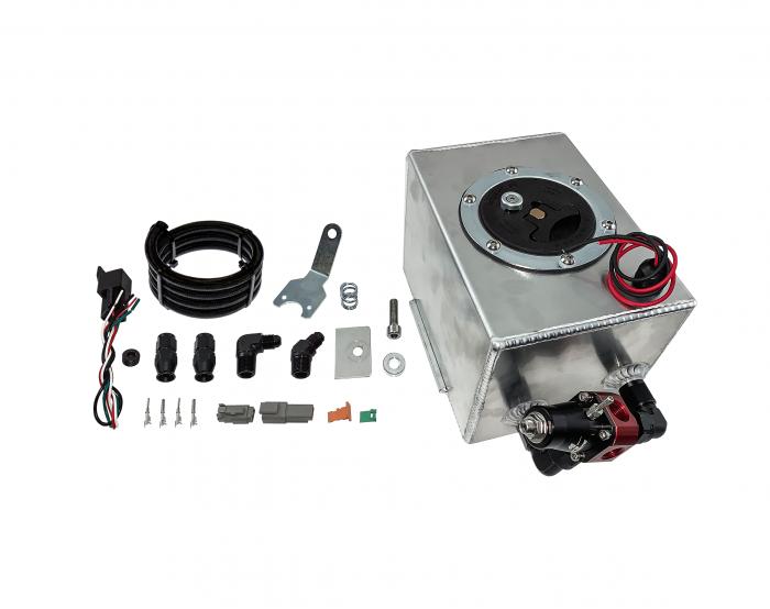 2007-14 GM Silverado / Sierra Nitrous Dedicated Fuel System