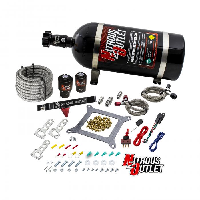 Stinger 2 Race Wet 4150 NitrousPlate System