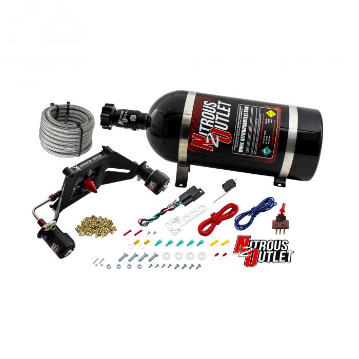 Stinger 4 Race Wet 4150 Deep BreakNitrousPlate System