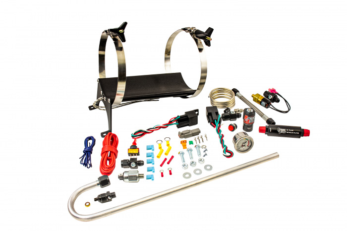 Nitrous System Accessory Package, 6AN, Low Fuel Pressure