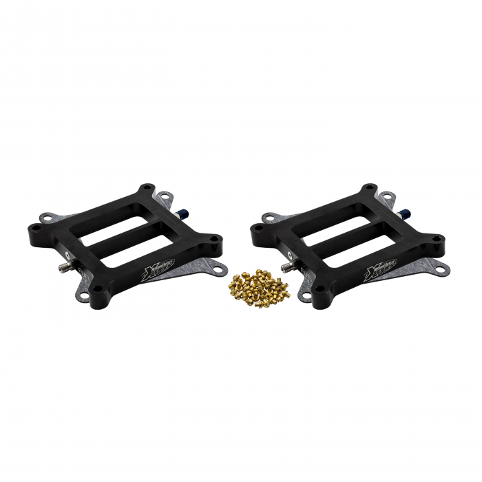 X-Series Weekend Warrior 4150 Dry Tunnel Ram Dual Plate Conversion