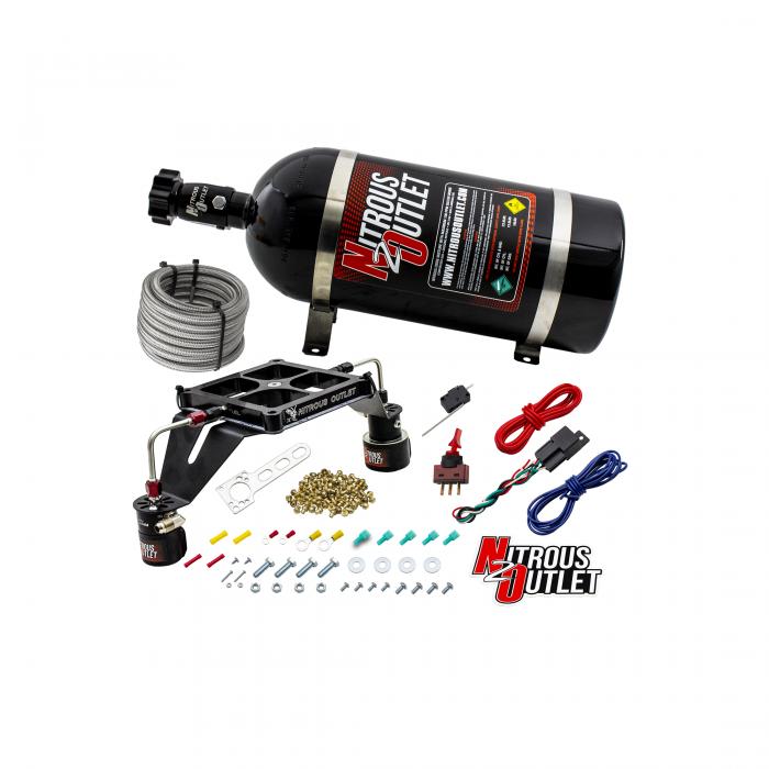 Stinger 4 Race Wet 4500 Deep Break NitrousPlate System