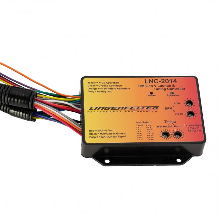 Lingenfelter LNC-2014 Adjustable RPM Limiter, Launch Controller, and Timing Retard(LT4, LT1, L86, L83)