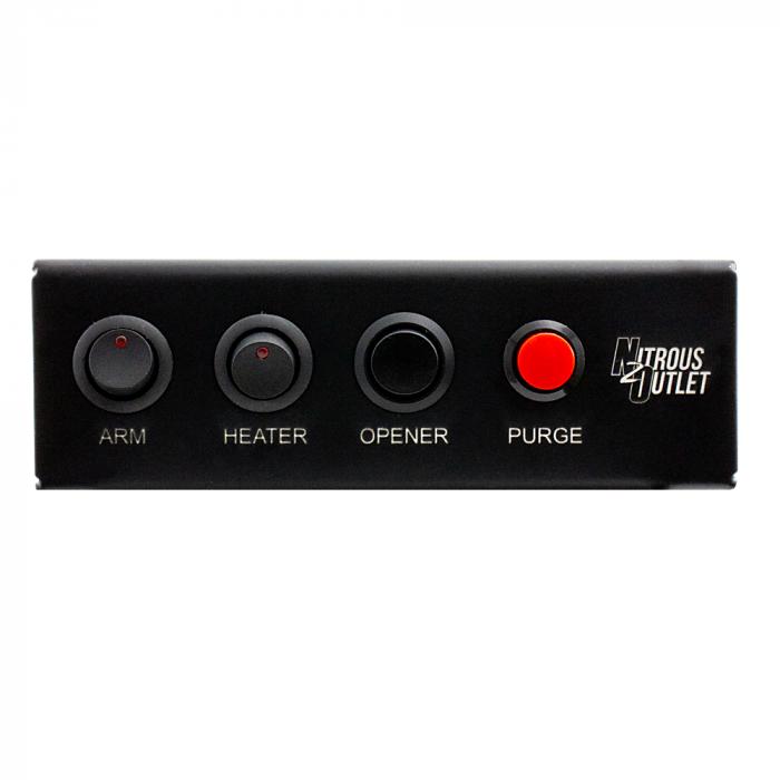 2014-2019 C7 Corvette Hidden In-Dash Switch Panel