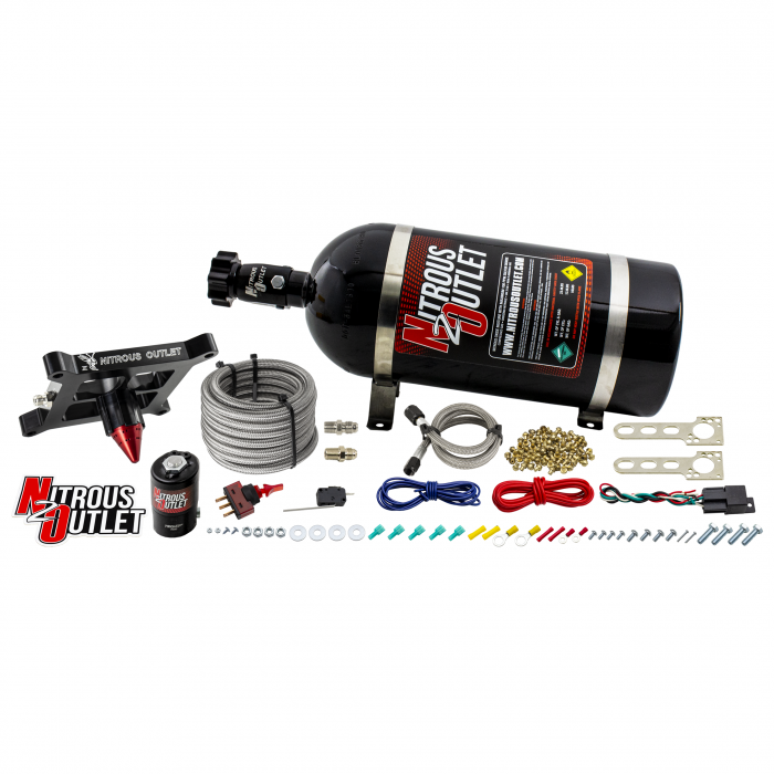 4150 GENIII DRY Stinger Plate System(50-400HP)