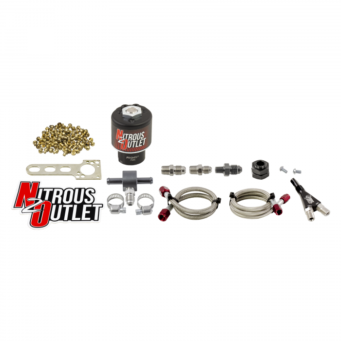Dry to Wet Conversion Kit