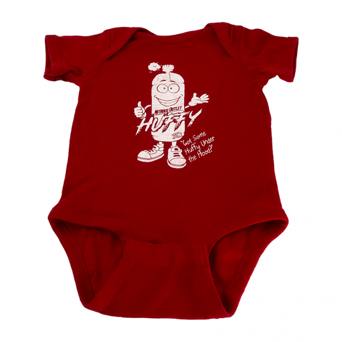 Nitrous Outlet Huffy Onesie