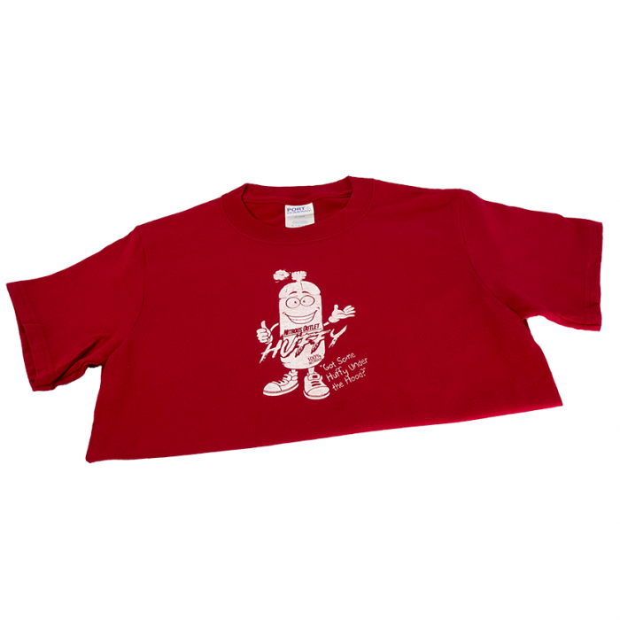 Nitrous Outlet Kid's Huffy T-Shirt