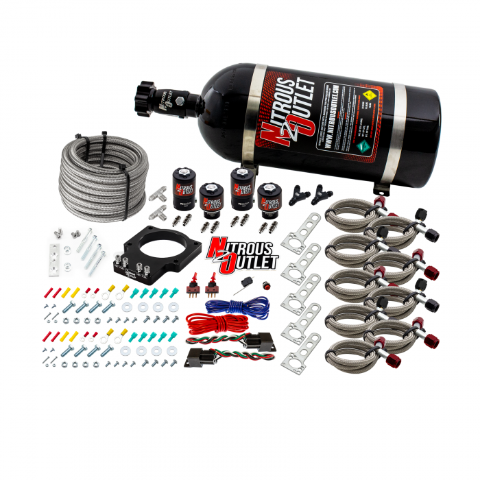 GM 92mm LSX Dual Stage Plate System