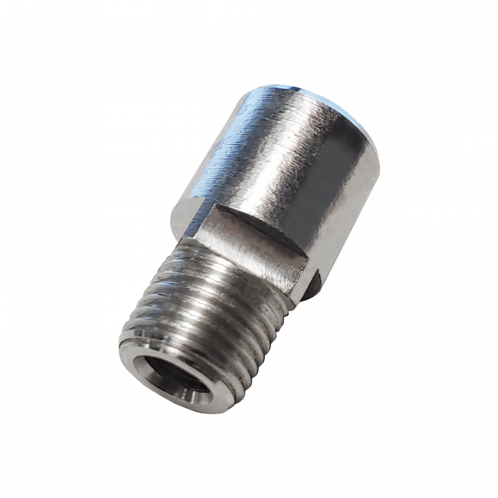 Nitrous Outlet Pressure Relief Extension Fitting