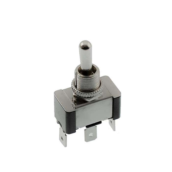 Aircraft Style On-Off-On Momentary Toggle Switch