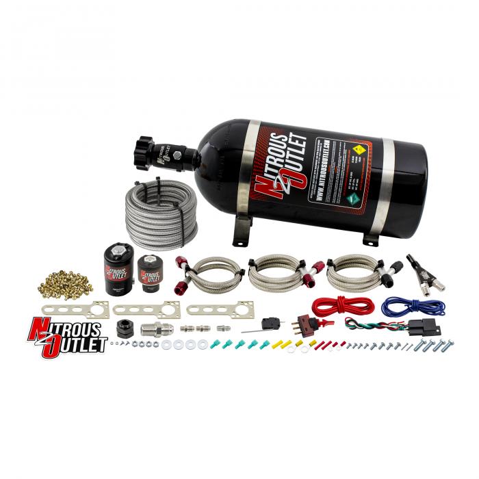 GM EFI Single Nozzle System