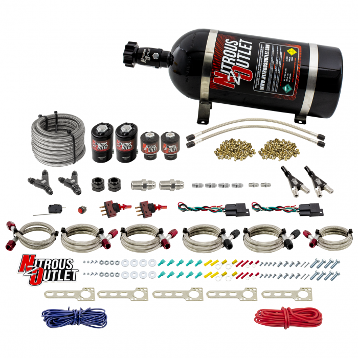 GM EFI Dual Stage Nozzle System